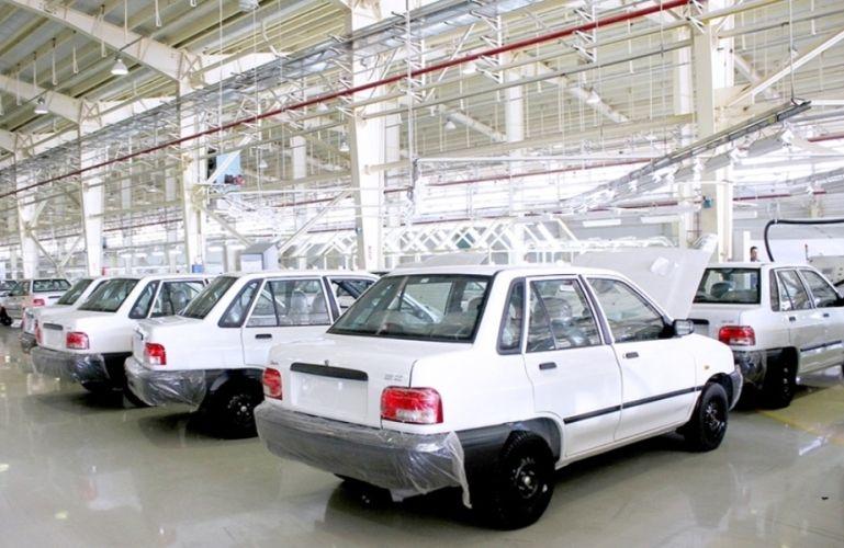 چهار برابر شدن تولید خودرو در اسفندماه