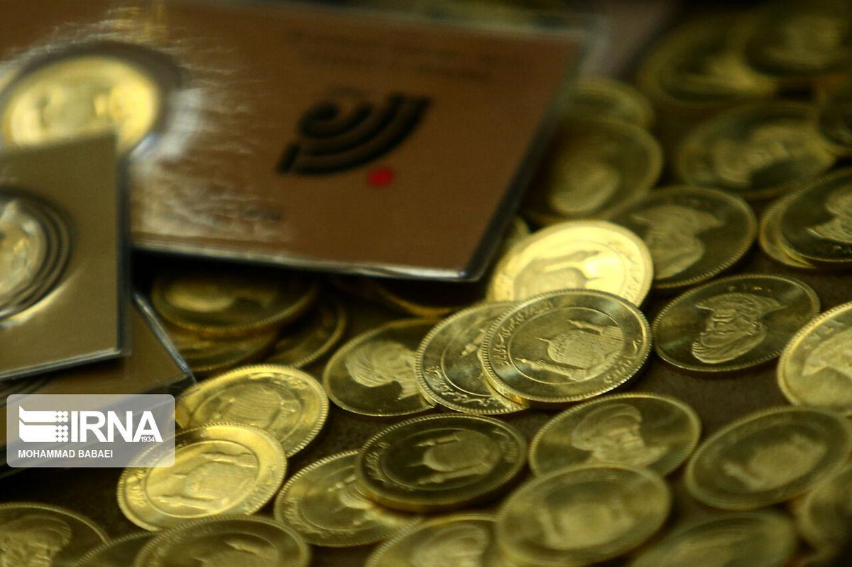 مقاومت ۱۲ میلیون تومانی قیمت سکه نشکست