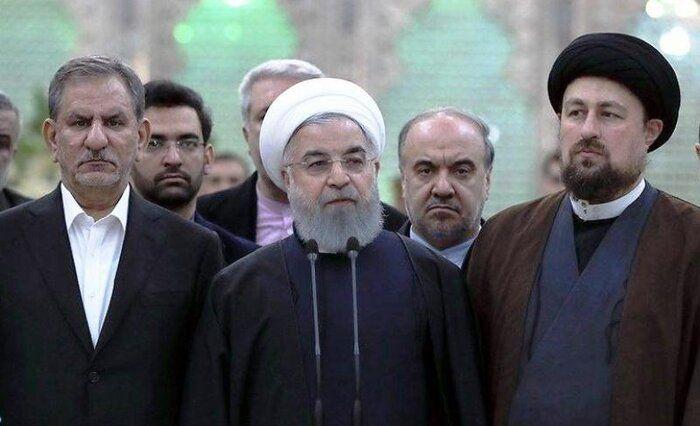 اظهارات رئیس جمهوری درباره لزوم نزدیکی نظام به مردم