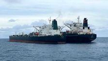 اندونزی دو نفتکش ایرانی و پانامایی را به ظن انتقال غیرقانونی نفت توقیف کرد