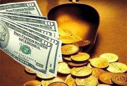 طلا جای دلار را گرفت