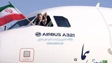 اقدام جدید علیه هوانوردی ایران/ ممنوعیت پروازایرباس برجامی به اروپا