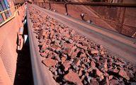 روند نزولی قیمت سنگ آهن