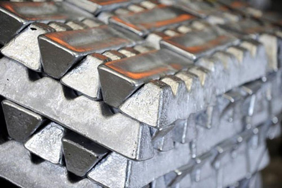 در بورس فلزات لندن؛ قیمت آلومینیوم ۳۱.۵ دلار کاهش یافت