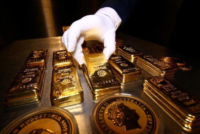 قیمت جهانی طلا امروز ۹۸/۱۱/۱۸