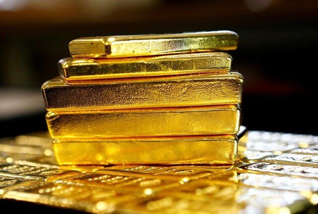 قیمت جهانی طلا امروز ۹۹/۰۷/۳۰