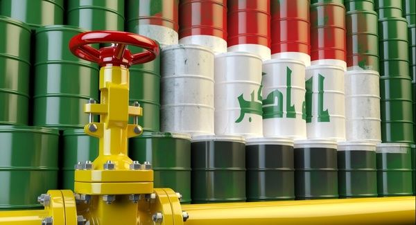افزایش صادرات نفت عراق به چین در نیمه نخست ۲۰۲۰