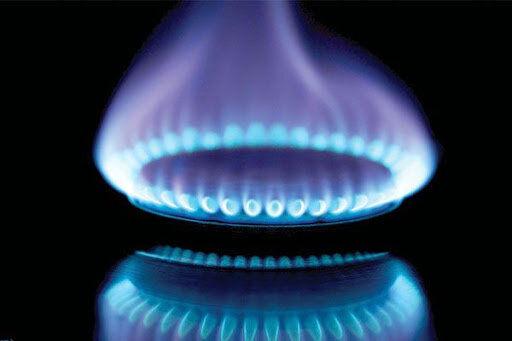 مصرف گاز بیش از ۷۰ درصد کاهش یافت