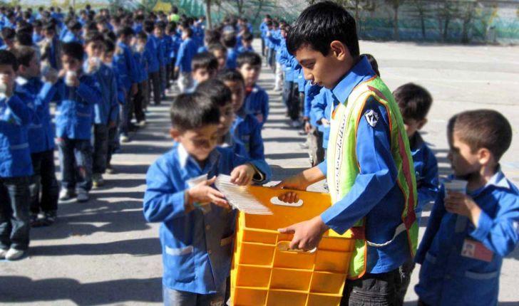 اعتبار کافی برای  تامین هزینه شیر مدارس تخصیص یافت
