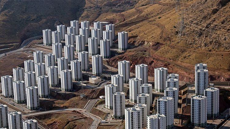 ساخت مسکن در ناکجا آباد حلال مشکل نیست