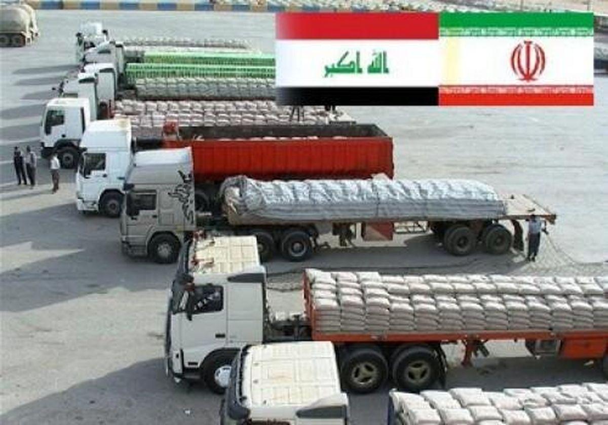 صادرات از مرز شلمچه متوقف نشده و بدون هیج مشکلی در حال انجام است