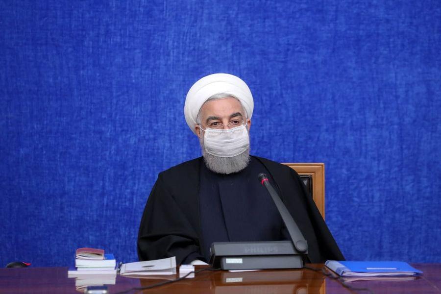 روحانی: لایحه بودجه منطبق بر نیازهای مردم تدوین شد