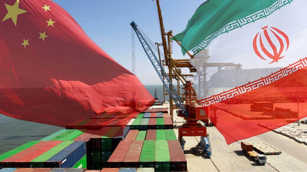روند ماهانه تجارت کالایی ایران با چین+عکس