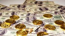 کاهش بهای فلز زرد و دلار در روزهای پایان سال