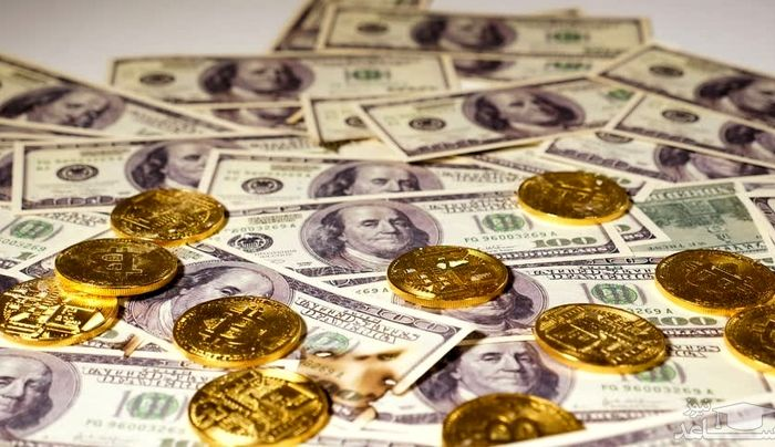 افت ارزش دلار و طلا در بازار