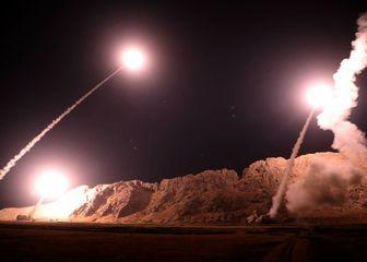 کشته شدن حداقل 80 نفر از نظامیان آمریکایی در حمله موشکی ایران