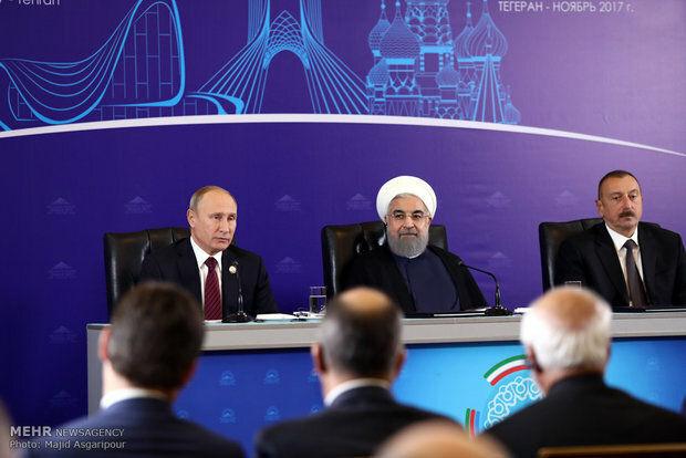 اجلاس سه جانبه ایران-روسیه-آذربایجان کنسل شد
