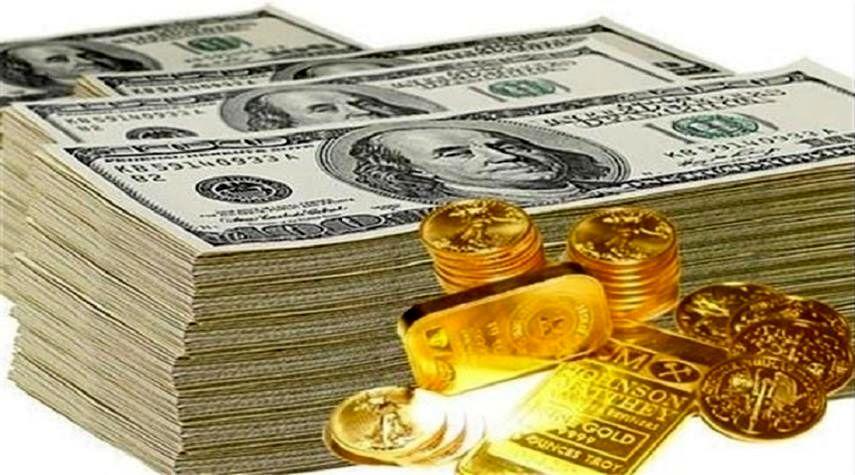 قیمت طلا، سکه و ارز امروز ۹۹/۰۶/۰۱