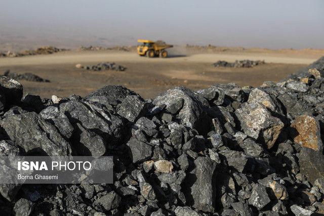 افت صادرات سنگ آهن ایران به چین