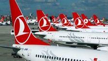 ترکیش ایرلاین هم پروازهای خود به چین را لغو میکند