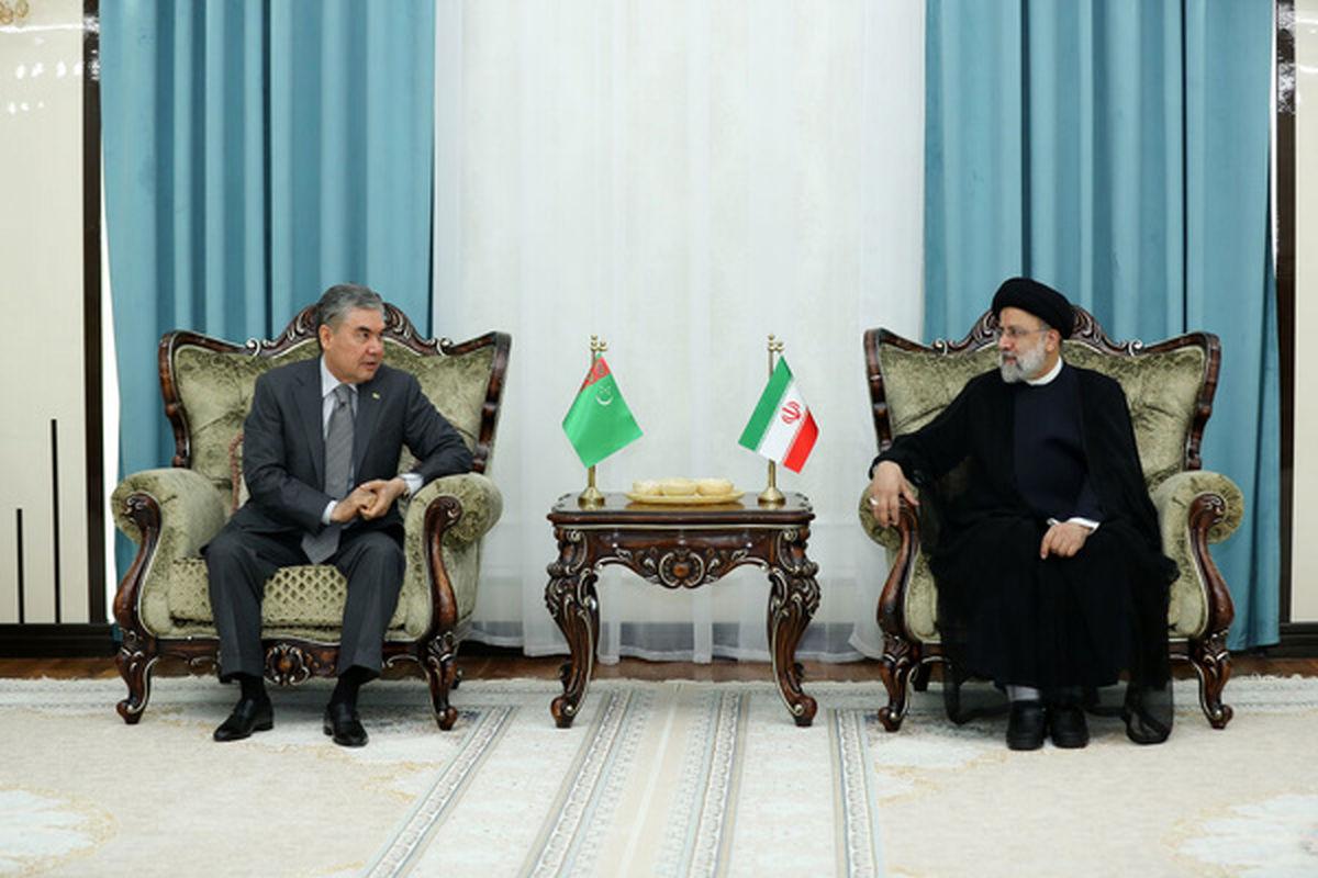 ایران و ترکمنستان درباره حل مسئله گاز توافق کردند