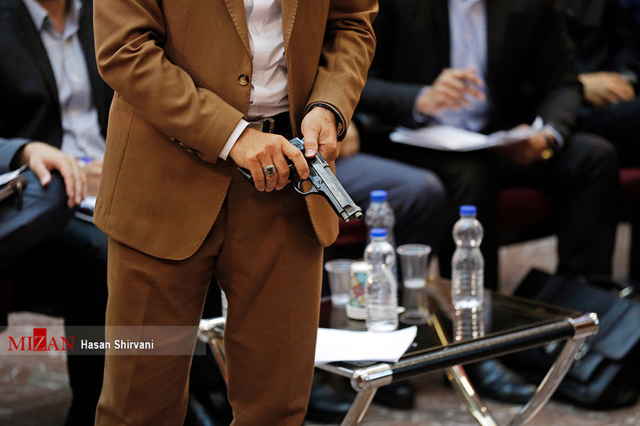 اظهارات جنجالی وکیل نجفی درباره وجود شخص سوم در صحنه قتل