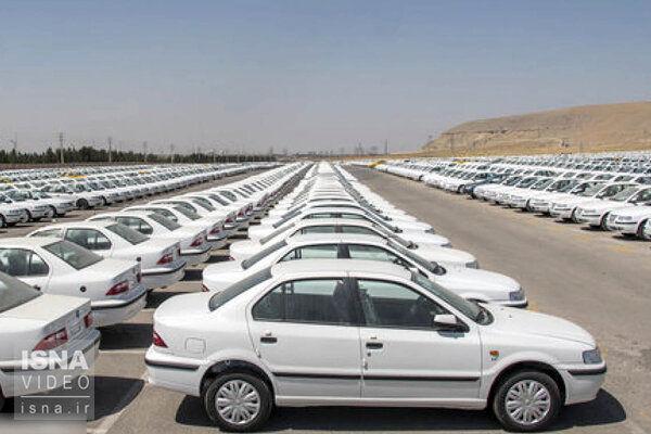 پیشفروش یکساله ۷۵ هزار خودرو به زودی/۲۲ هزار خودرو آماده تحویل از هفته آینده