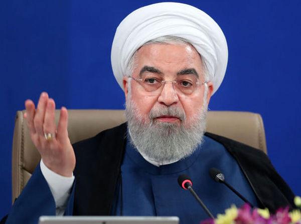 روحانی: اینکه بگوییم دولت رشد اقتصادی مثبت نداشته غلط است؛ به طور متوسط ۵ درصد رشد اقتصادی با نفت داشتیم