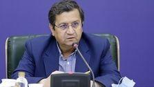 همتی: از ابتدای سال ۳۲ میلیارد دلار برای واردات تأمین ارز شده