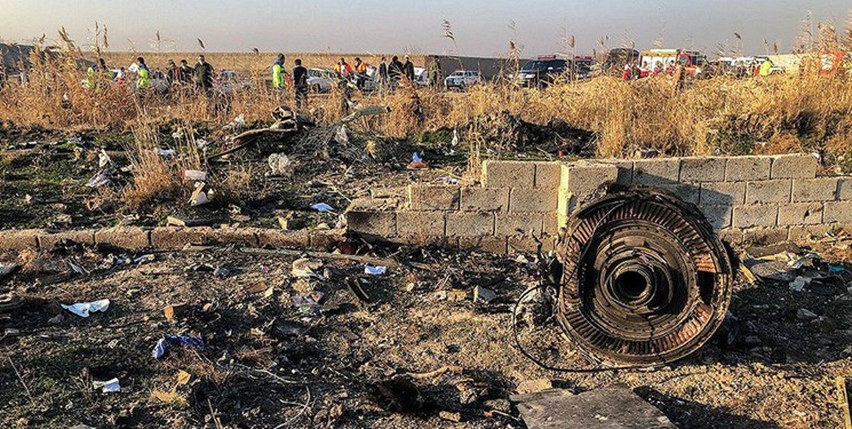 ادامه روند بررسی سانحه بوئینگ اوکراینی با حضور نمایندگان دیگر کشورها