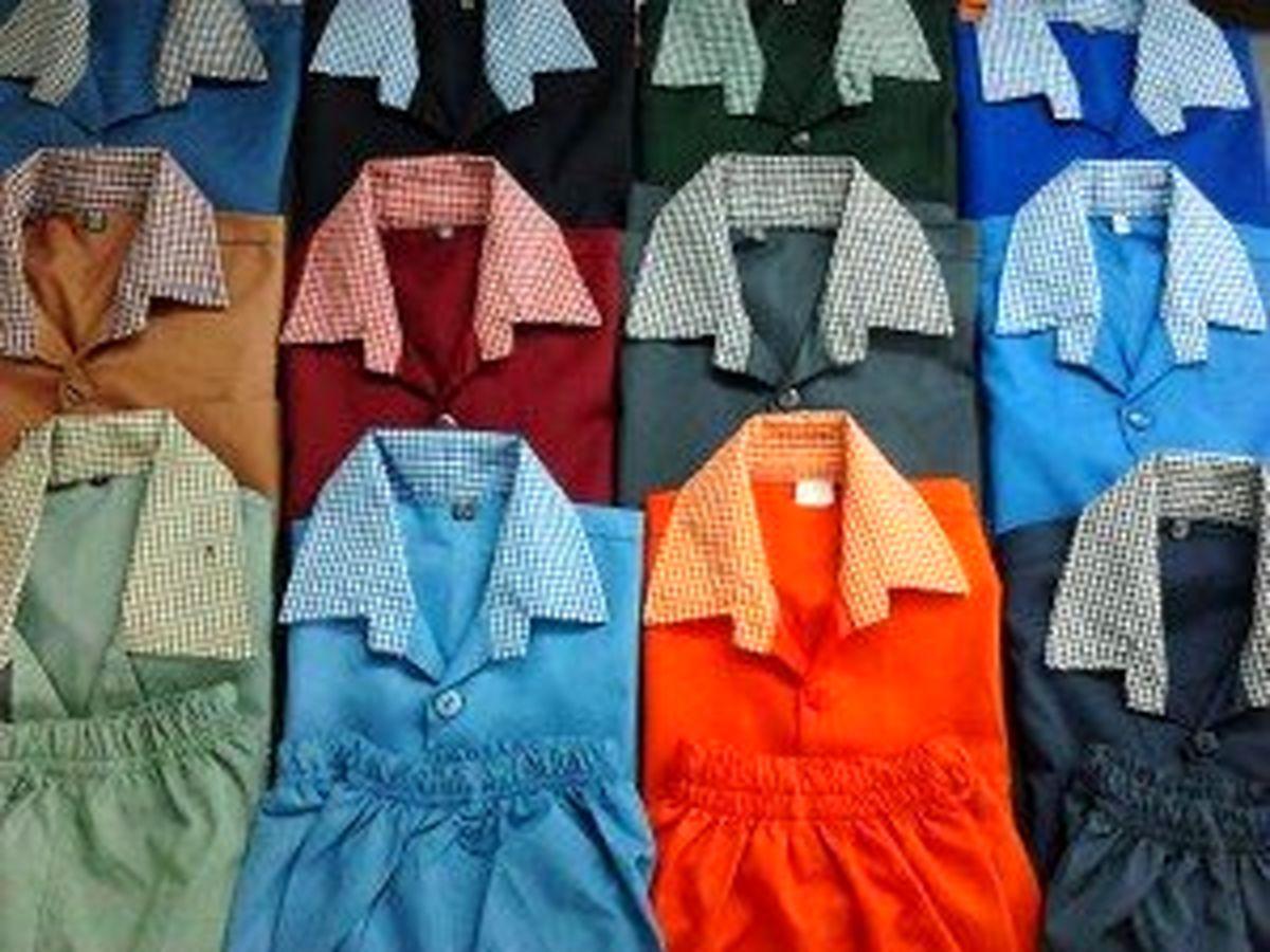 قیمت لباس فرم مدرسه در مقطع ابتدایی پسرانه و دخترانه حدود ۲۰۰ تا ۵۰۰ هزار تومان است