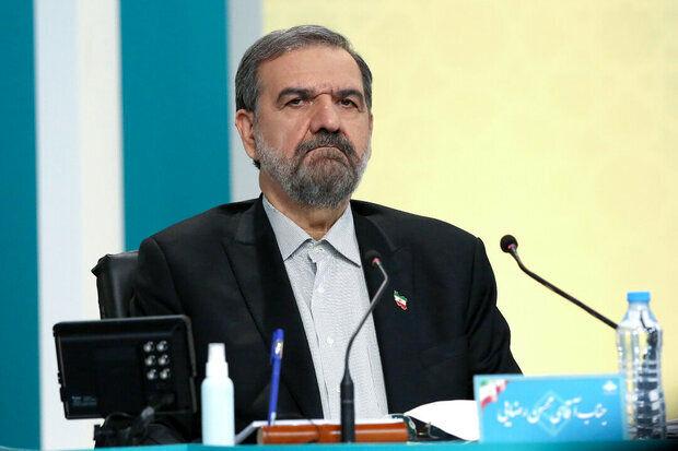 رضایی: مشکلات مردم ایران با حرف های مفت حل نمیشود