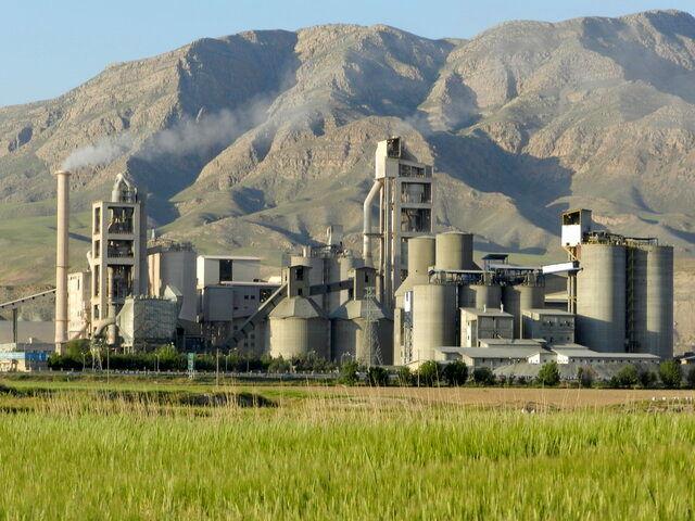 وضعیت سوخت کارخانههای سیمان در زمستان