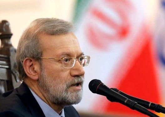 لاریجانی: 200 میلیون یورو برای حمایت از نیروی قدس اختصاص میدهیم