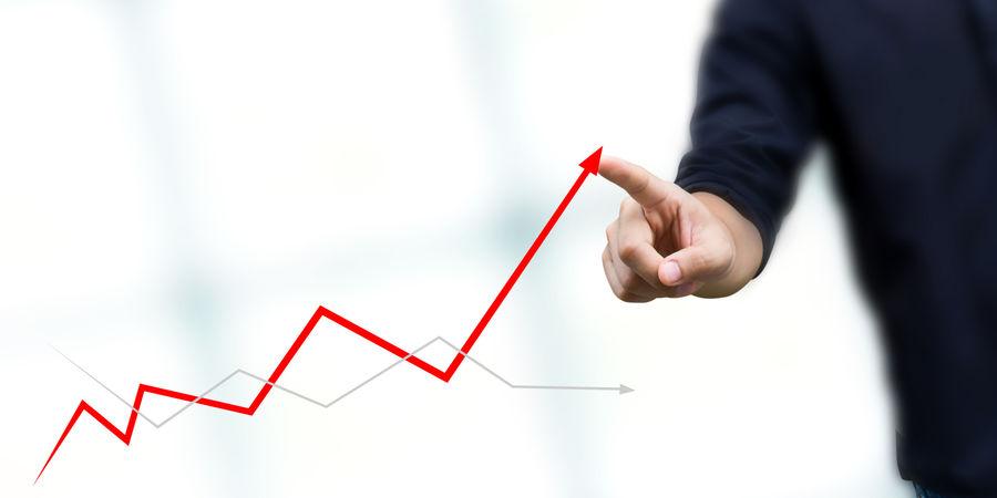 رشد بخش صنعت کم شد