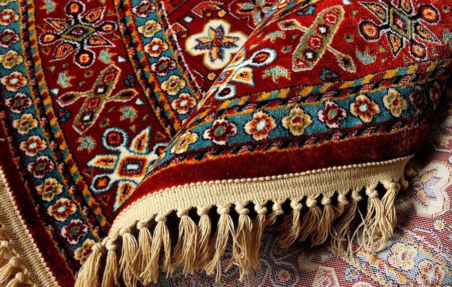 بافت فرش بهترین شغل در روزهای قرنطینه؛ صادرات فرش جایگزین فروش نفت خام