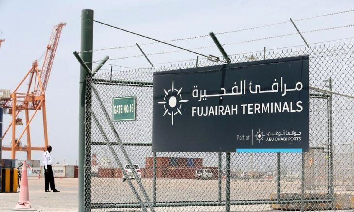 کرونا بزرگترین مرکز ذخیره نفت امارات را به تعطیلی کشاند