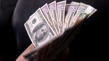 دلار در مقابل رقبا بالا رفت