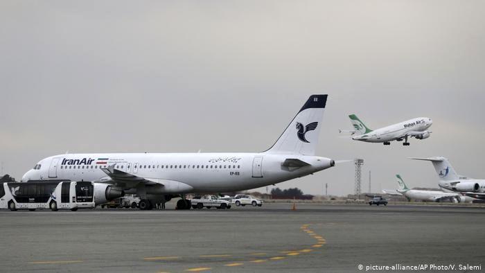فرودگاهها اجازهی ورود به هواپیماهای ایرانی را نمیدهند