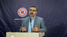شناسایی ۳۵۷۴ بیمار جدید کووید۱۹در کشور/ خوزستان در شرایط «قرمز» و 3 استان در شرایط «هشدار جدی»
