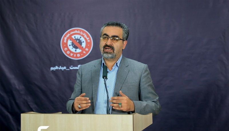 ۱۴۸۱ ابتلای جدید کرونا در کشور/۱۴ استان بدون فوتی/خوزستان در هشدار