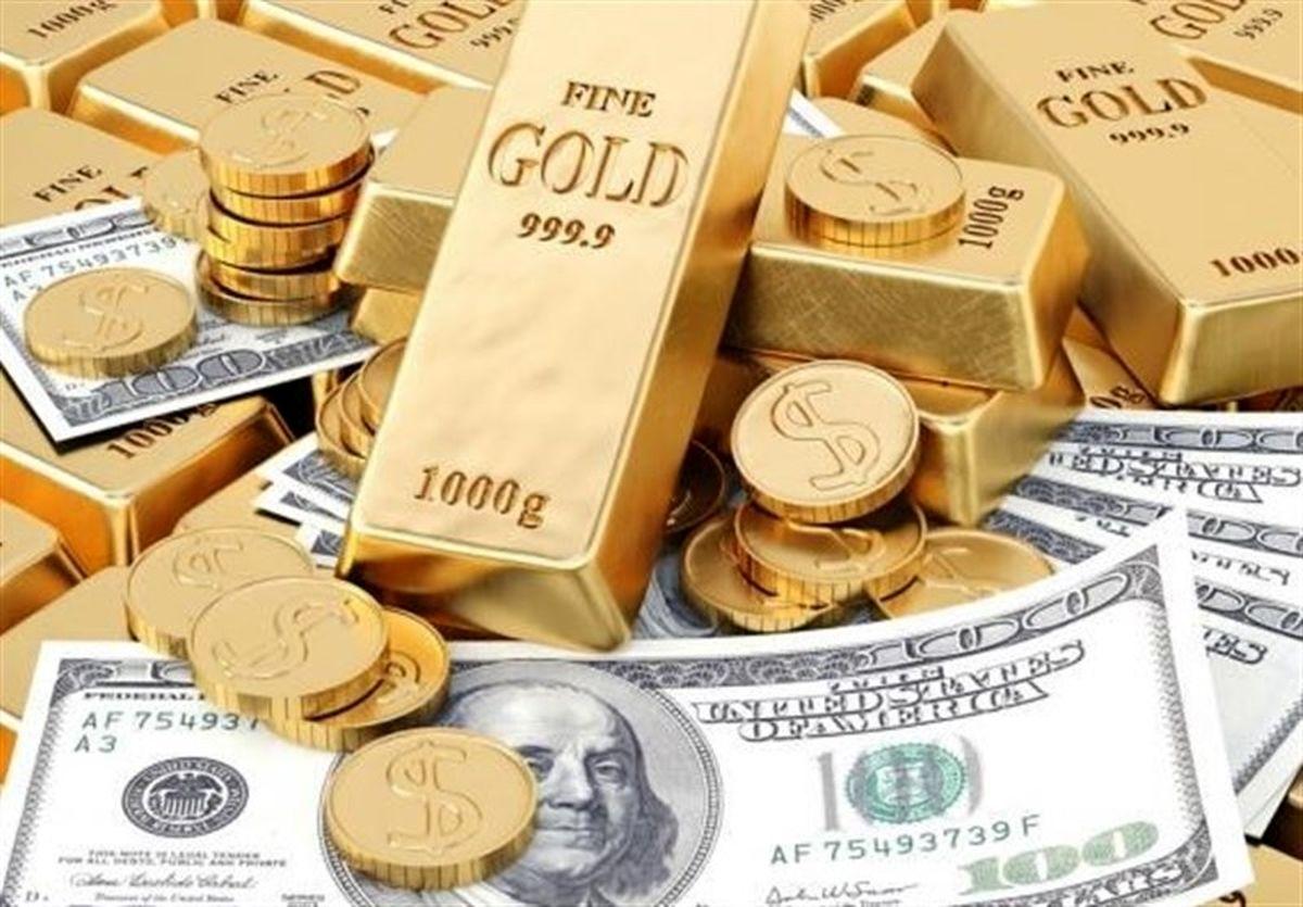قیمت طلا، سکه و ارز امروز ۱۴۰۰/۰۶/۱۵