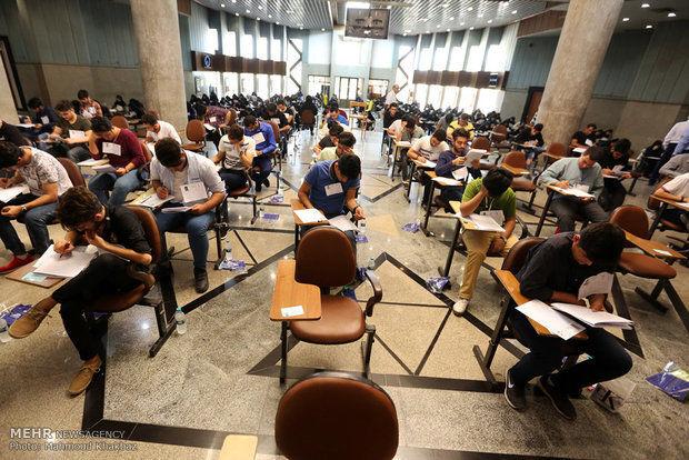 تاثیر سوابق تحصیلی در کنکور مثبت ماند