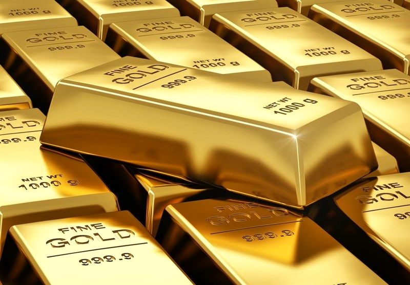 قیمت جهانی طلا امروز ۹۹/۰۷/۱۹