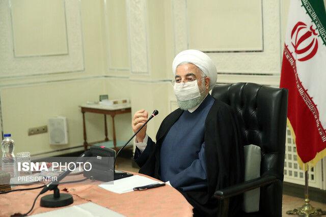 روحانی: طرح فروش نفت، یک تو دهنی به آمریکاست
