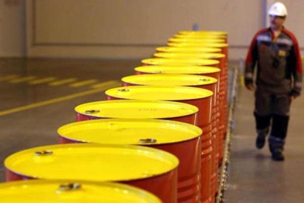 تولید نفت ایران 56 هزار بشکه در روز کم شد
