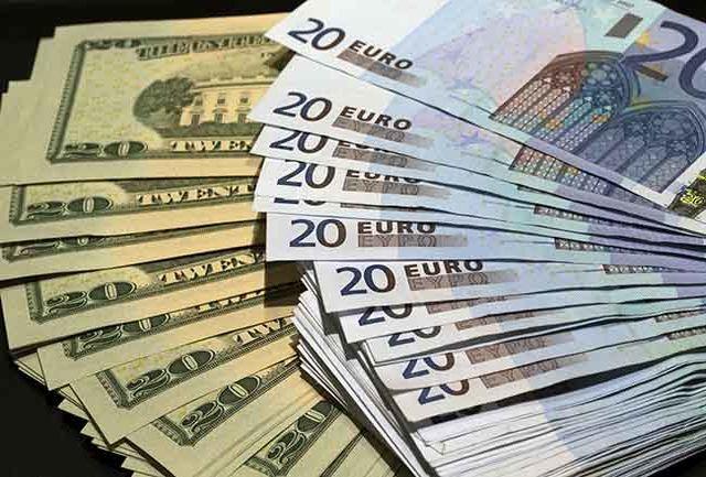 افزایش اندک بهای ارزهای خارجی در بازار آزاد