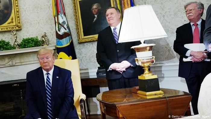 نیویورک تایمز: ترامپ به دنبال حمله نظامی به ایران بود، اما مشاورانش مانع شدند!