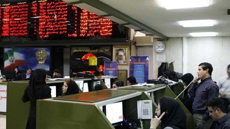 جهش ۷۴۹ واحدی بورس تهران
