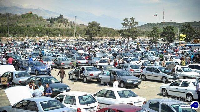 بازار خودرو همچنان می تازد/التهاب بازار خودرو ۱۰۰روز پس از حذف قیمتها